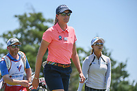 Cydney Clanton (USA) heads down 3 during round 2 of  the Volunteers of America LPGA Texas Classic, at the Old American Golf Club in The Colony, Texas, USA. 5/6/2018.<br /> Picture: Golffile | Ken Murray<br /> <br /> <br /> All photo usage must carry mandatory copyright credit (&copy; Golffile | Ken Murray)