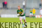 Pa Kilkenny  Kerry in action against  Donegal in Division One of the National Football League at Austin Stack Park Tralee on Sunday.