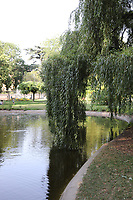 General view of Le Jardin Royal, Toulouse, Occitanie, France on 23.7.19.