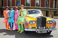 JUN 01 The Bootleg Beatles Sgt Pepper Photocall