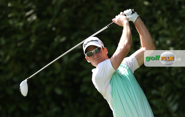 Garth Mulroy (RSA) during Round Two of the 2015 BMW PGA Championship over the West Course at Wentworth, Virginia Water, London. 22/05/2015Picture David Lloyd, www.golffile.ie.