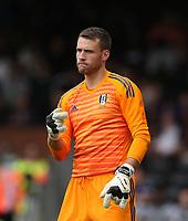 Fulham's Marcus Bettinelli<br /> <br /> Photographer Rob Newell/CameraSport<br /> <br /> Football Pre-Season Friendly - Fulham v West Ham United - Saturday July 27th 2019 - Craven Cottage - London<br /> <br /> World Copyright © 2019 CameraSport. All rights reserved. 43 Linden Ave. Countesthorpe. Leicester. England. LE8 5PG - Tel: +44 (0) 116 277 4147 - admin@camerasport.com - www.camerasport.com