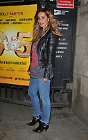 "Louise Redknapp at the ""9 To 5 The Musical"" theatre cast stage door departures, The Savoy Theatre, The Strand, London, England, UK, on Tuesday 14th May 2019.<br /> CAP/CAN<br /> ©CAN/Capital Pictures"