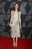 HOLLYWOOD, CA - NOVEMBER 11: Sofia Coppola at the AMPAS 9th Annual Governors Awards at the Dolby Ballroom in Hollywood, California on November 11, 2017. <br /> CAP/MPI/DE<br /> &copy;DE/MPI/Capital Pictures