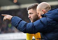 Preston manager Alex Neil gives instructions<br /> <br /> Photographer Jon Hobley/CameraSport<br /> <br /> The EFL Sky Bet Championship - Millwall v Preston North End - Saturday 13th January 2018 - The Den - London<br /> <br /> World Copyright &copy; 2018 CameraSport. All rights reserved. 43 Linden Ave. Countesthorpe. Leicester. England. LE8 5PG - Tel: +44 (0) 116 277 4147 - admin@camerasport.com - www.camerasport.com