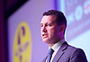 UKIP 2015 Spring Conference<br /> Winter Gardens, Margate, Great Britain <br /> 27th February 2015 <br /> <br /> <br /> Steven Woolfe MEP<br /> Migration spokesman and PPC for Stockport <br /> <br /> <br /> <br /> <br /> <br /> Photograph by Elliott Franks <br /> Image licensed to Elliott Franks Photography Services