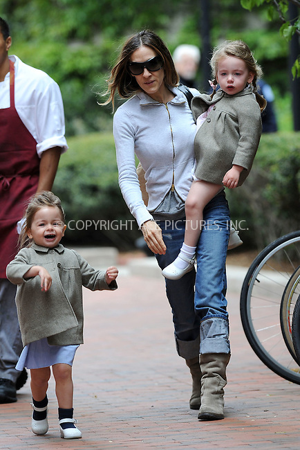 WWW.ACEPIXS.COM . . . . . .April 27, 2012...New York City.... Tabitha Hodge Broderick, Sarah Jessica Parker and Marion Loretta Broderick leave school on April 27, 2012  in New York City ....Please byline: KRISTIN CALLAHAN - ACEPIXS.COM.. . . . . . ..Ace Pictures, Inc: ..tel: (212) 243 8787 or (646) 769 0430..e-mail: info@acepixs.com..web: http://www.acepixs.com .