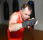 Fight 4 Victory Blue team training 12th March 2015, Photographer: Evan Barnes/Shuttersport