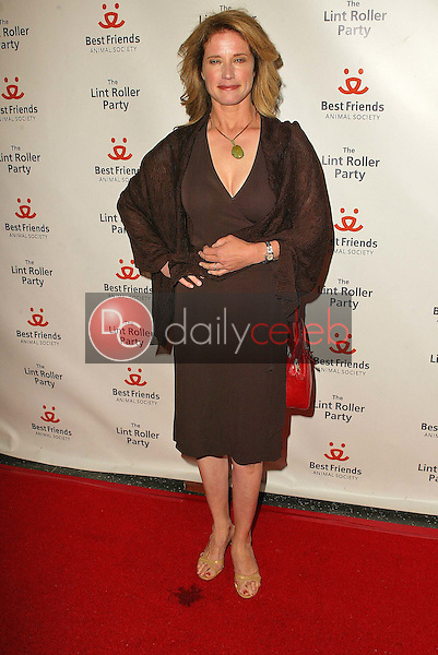 Nancy Travis<br /> at the 2005 Annual Lint Roller Party by Best Friends Animal Society, Hollywood Roosevelt Hotel, Hollywood, CA 05-06-05<br /> David Edwards/DailyCeleb.Com 818-249-4998