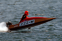222-M   (Outboard Runabout)