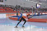 OLYMPICS: SOCHI: Adler Arena, 08-02-2014, 5000 m Men, Sven Kramer (NED), ©foto Martin de Jong