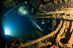 The wrecks of Truk Lagoon: the Heian Maru