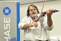 Houston Symphony and Chase Bank present Mike Wood, Founder/Violinist of Trans Siberian Orchestra at Chavez High School