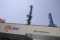 - la prima centrale elettrica al mondo alimentata a gas idrogeno, 16 Megawatt di potenza all'interno dell'impianto termoelettrico ENEL Palladio a Fusina, presso Porto Marghera<br /> <br /> - the first power plant in the world powered by hydrogen gas, 16 megawatts of power within ENEL thermoelectric plant Palladio in Fusina, near Porto Marghera