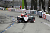 Graham Rahal, Rahal Letterman Lanigan Racing Honda, drive through penalty