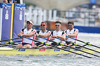 THE QUEEN MOTHER CHALLENGE CUP<br /> Leander Club (295)<br /> Frankfurter R.G., GER (294)<br /> <br /> Henley Royal Regatta 2019 - Sunday<br /> <br /> To purchase this photo, or to see pricing information for Prints and Downloads, click the blue 'Add to Cart' button at the top-right of the page.