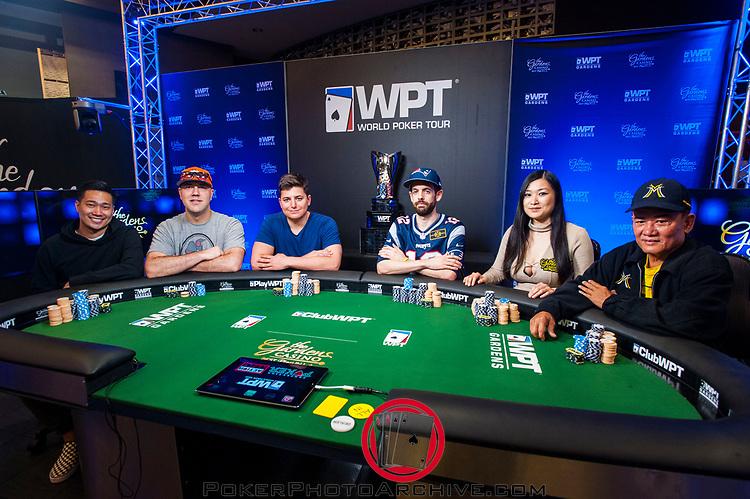 WPT Gardens Poker Festival Season 2018-2019