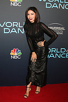 HOLLYWOOD, CA - MAY 1: Jenna Dewan at the World Of Dance red carpet FYC event at the Saban Media Center Wolf Theatre in Hollywood, California on May 1, 2018. Credit: David Edwards/MediaPunch
