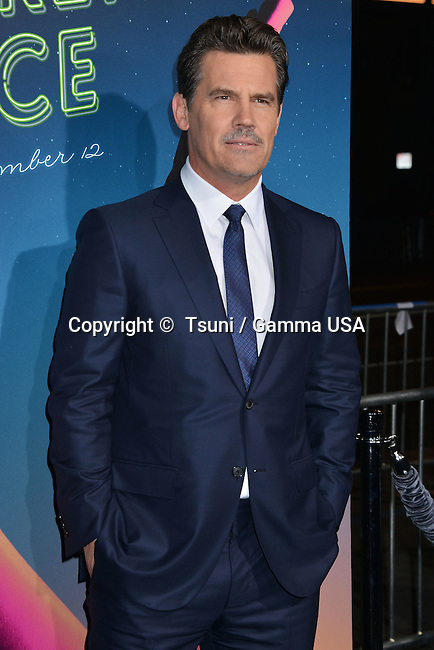 Josh Brolin 229 at the  Inherent Vice  Premiere at the TCL Chinese Theatre in Los Angeles.