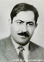 Iraq 1961 <br /> A portrait of Mohamedamin Mirkhan taken in Rowanduz  <br /> Irak 1961 <br /> Portrait de Mohamedamin Mirkhan pris a Rowanduz
