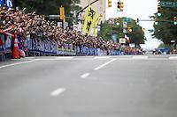 finish straight<br /> <br /> Elite Men Road Race<br /> UCI Road World Championships Richmond 2015 / USA