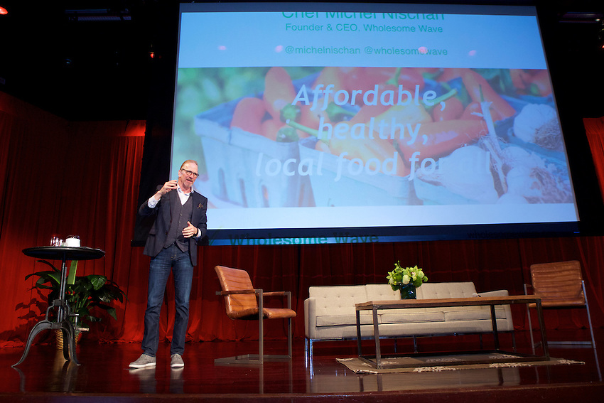 NEW YORK, NY - April 12, 2016: The 7th Annual Chefs Collaborative Summit in New York City.<br /> <br /> CREDIT: Clay Williams.<br /> <br /> &copy; Clay Williams / claywilliamsphoto.com