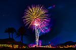 Fireworks Lake Las Vegas July 5 2019