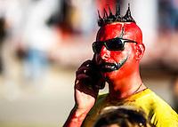 LISBOA, PORTUGAL, 25 DE MAIO 2012 - ROCK IN RIO LISBOA -  Movimentacao de publico no primeiro dia do Rock In Rio Lisboa  na tarde dessa sexta-feira (25) na Cidade do Rock em Lisboa,  Portugal. FOTO: WILLIAM VOLCOV - BRAZIL PHOTO PRESS.