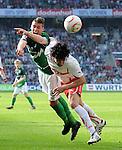 Fussball Bundesliga 2010/11: SV Werder Bremen - VFB Stuttgart