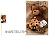 Alfredo, BIRTHDAY, paintings+++++,BRTOLP14142,#birthday# ,teddy bears