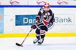 S&ouml;dert&auml;lje 2014-09-22 Ishockey Hockeyallsvenskan S&ouml;dert&auml;lje SK - IF Bj&ouml;rkl&ouml;ven :  <br /> S&ouml;dert&auml;ljes Mattias Beck i aktion <br /> (Foto: Kenta J&ouml;nsson) Nyckelord: Axa Sports Center Hockey Ishockey S&ouml;dert&auml;lje SK SSK Bj&ouml;rkl&ouml;ven L&ouml;ven IFB portr&auml;tt portrait