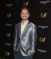 LAS VEGAS, NV - July 12, 2016: ***HOUSE COVERAGE*** Pip Arnold pictured as BAZ  -Star Crossed Love Opening Night arrivals at The Palazzo Theater at The Palazzo Las Vegas in Las vegas, NV on July 12, 2016. Credit: Erik Kabik Photography/ MediaPunch