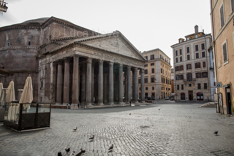 Pantheon. <br />