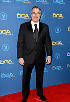 LOS ANGELES, USA. January 25, 2020: Vince Gilligan at the 72nd Annual Directors Guild Awards at the Ritz-Carlton Hotel.<br /> Picture: Paul Smith/Featureflash