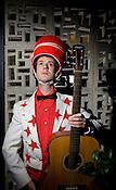 Carrboro musician Billy Sugarfix
