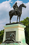 Equestrian Statue, Ulysses S. Grant Memorial, Henry Merwin Shrady 1920, Capitol Hill, Washington DC