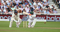 South Africa's Temba Bavuma<br /> <br /> Photographer Stephen White/CameraSport<br /> <br /> Investec Test Series 2017 - Second Test - England v South Africa - Day 3 - Sunday 16th July 2017 - Trent Bridge - Nottingham<br /> <br /> World Copyright &copy; 2017 CameraSport. All rights reserved. 43 Linden Ave. Countesthorpe. Leicester. England. LE8 5PG - Tel: +44 (0) 116 277 4147 - admin@camerasport.com - www.camerasport.com
