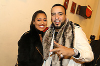 NEW YORK, NY - NOVEMBER 23, 2016 LaLa Anthony & French Montana attend the Educational Alliance Boys & Girls Club Thanksgiving Event, November 23, 2016 in New York City. Photo Credit: Walik Goshorn / Mediapunch