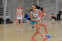 Netball NZ U19 Championships at ASB Sports Centre, Wellington, New Zealand on Thursday 13 July 2017.<br /> Photo by Masanori Udagawa<br /> www.photowellington.photoshelter.com.
