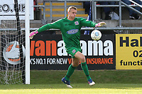 Elliot Justham of Dagenham and Redbridge during Dagenham & Redbridge vs Chesterfield, Vanarama National League Football at the Chigwell Construction Stadium on 15th September 2018