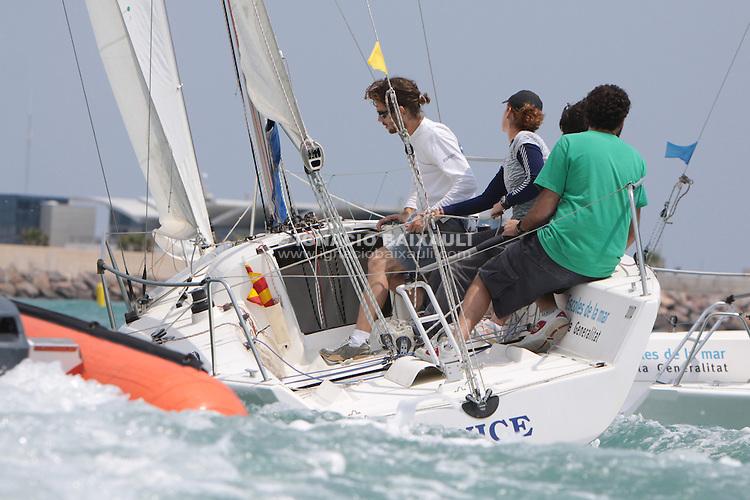 Campus Match Race. Escola de la Mar, Burriana