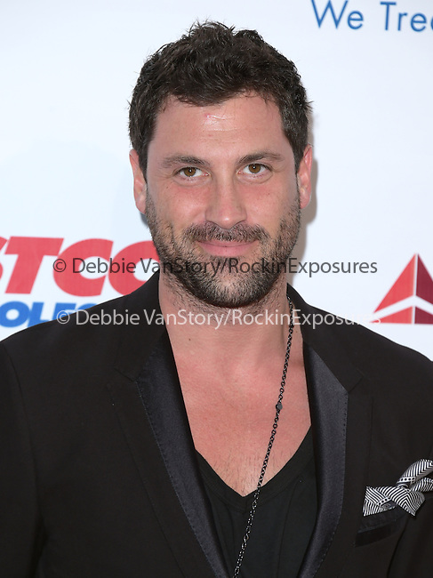Maksim Chmerkovskiy attends The Children's Hospital Los Angeles Gala: Noche de Ninos held at The Event Deck at Nokia Live in Los Angeles, California on October 11,2014                                                                               © 2014 Hollywood Press Agency