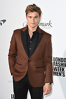 Oliver Cheshire<br /> at the One For The Boys Fashion Ball 2017, Landmark Hotel, London. <br /> <br /> <br /> &copy;Ash Knotek  D3277  09/06/2017