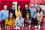 Patrick O&rsquo;Connor from Ballyduffbcelebrating his birthday with family in Cassidys Restruarant on Friday night last.<br /> Seated l-r, Katie, Birthday boy Patrick and Theresa O&rsquo;Connor. Standing l-r, Brian O&rsquo;Sullivan, Martin O&rsquo;Mahoney, Jennifer, Kieran, Pat and Breda O&rsquo;Connor.