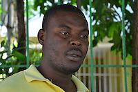 Haitianos depositando esperanza en su presidente Martelly.Ciudad: Santo Domingo.Fotos:  Carmen Suárez/acento.com.do.Fecha: 14/05/2011.