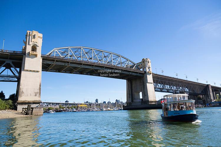 False Creek Ferries in downtown Vancouver, B.C.