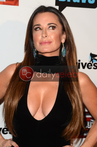 "Kyle Richards<br /> at ""The Real Housewives of Beverly Hills"" Season 7 Premiere Party, Sofitel Hotel, Beverly Hills, CA 12-02-16<br /> David Edwards/DailyCeleb.com 818-249-4998"