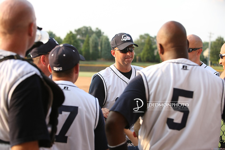 CMPD vs CFD Baseball 2011