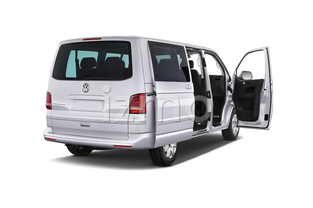 Car images of a 2014 Volkswagen CARAVELLE COMFORTLINE 4 Door Passenger Van Doors