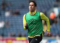 Blackburn Rovers' Peter Whittingham during the pre-match warm-up <br /> <br /> Photographer Rachel Holborn/CameraSport<br /> <br /> The EFL Sky Bet League One - Blackburn Rovers v Doncaster Rovers - Saturday August 12th 2017 - Ewood Park - Blackburn<br /> <br /> World Copyright &copy; 2017 CameraSport. All rights reserved. 43 Linden Ave. Countesthorpe. Leicester. England. LE8 5PG - Tel: +44 (0) 116 277 4147 - admin@camerasport.com - www.camerasport.com